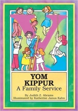 Cover: Yom Kippur: A Family Service