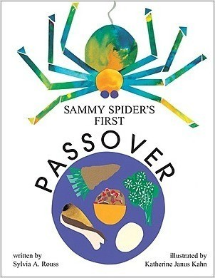 Cover: Sammy Spider's First Passover