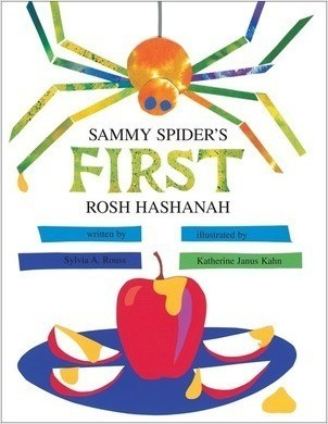 Cover: Sammy Spider's First Rosh Hashanah