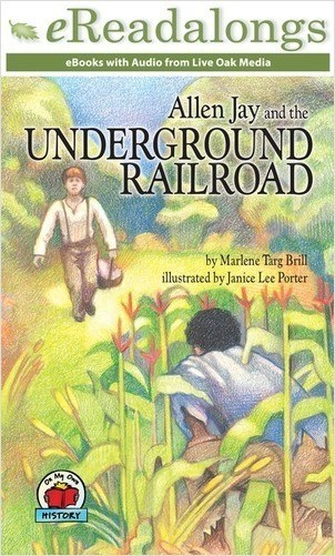 Cover: Allen Jay and the Underground Railroad