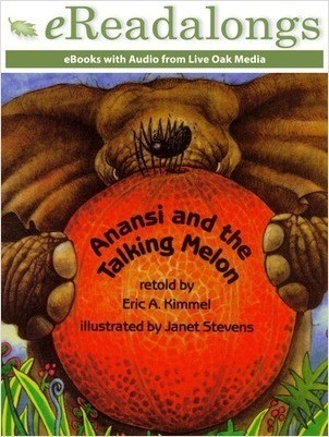 Cover: Anansi and the Talking Melon