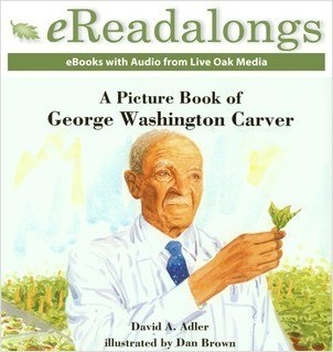 Cover: A Picture Book of George Washington Carver