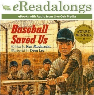 Cover: Baseball Saved Us
