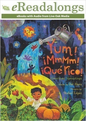 Cover: Yum! MmMm! Que Rico!: Americas' Sprouting