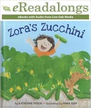 Cover: Zora's Zucchini
