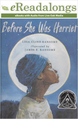 Cover: Before She Was Harriet