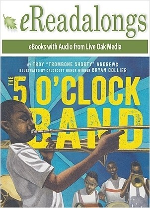 Cover: The 5 O'Clock Band