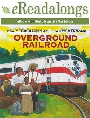 Cover: Overground Railroad