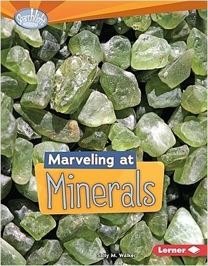 Cover: Marveling at Minerals