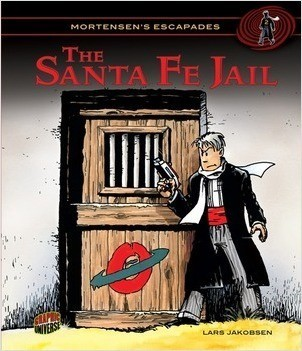 Cover: The Santa Fe Jail: Book 2