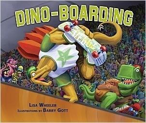 Cover: Dino-Boarding