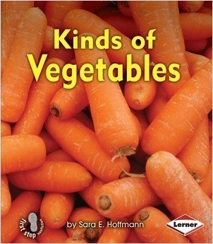 Cover: Kinds of Vegetables