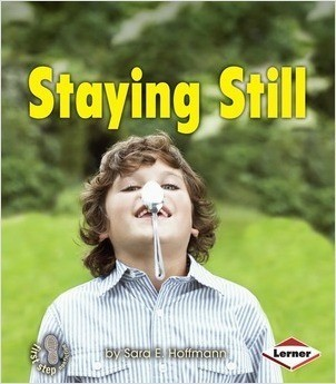 Cover: Staying Still