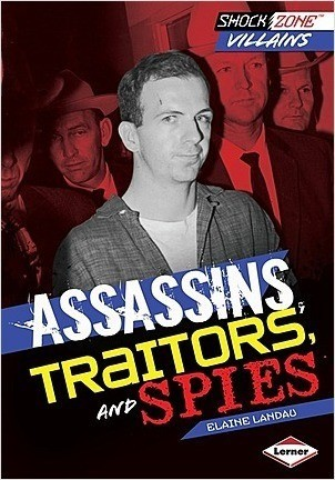 Cover: Assassins, Traitors, and Spies