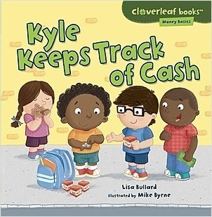 Cover: Kyle Keeps Track of Cash