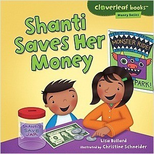 Cover: Shanti Saves Her Money