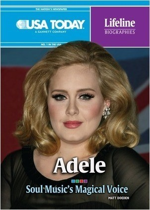 Cover: Adele: Soul Music's Magical Voice