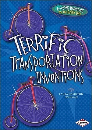 Cover: Terrific Transportation Inventions