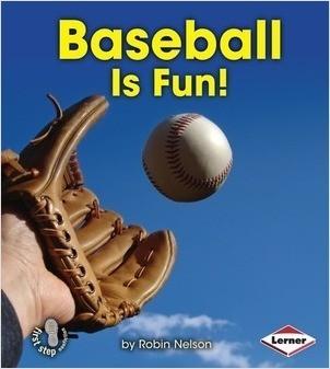 Cover: Baseball Is Fun!