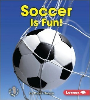 Cover: Soccer Is Fun!