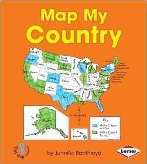 Cover: Map My Country