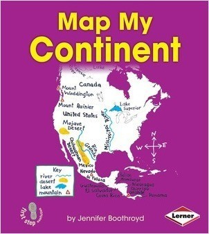 Cover: Map My Continent