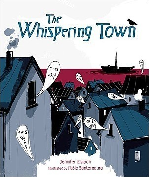 Cover: The Whispering Town