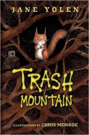 Cover: Trash Mountain