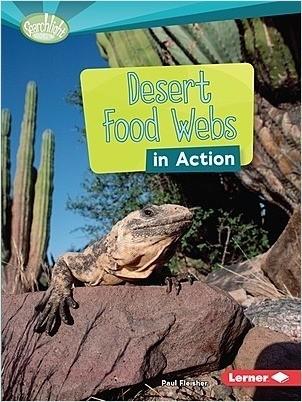 Cover: Desert Food Webs in Action