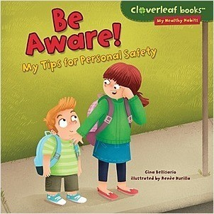 Cover: Be Aware!: My Tips for Personal Safety