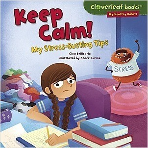 Cover: Keep Calm!: My Stress-Busting Tips