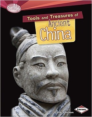 Cover: Tools and Treasures of Ancient China