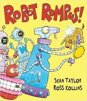 Cover: Robot Rumpus