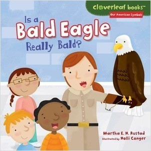 Cover: Is a Bald Eagle Really Bald?