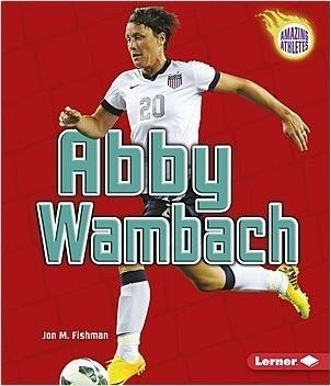 Cover: Abby Wambach