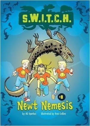 Cover: Newt Nemesis