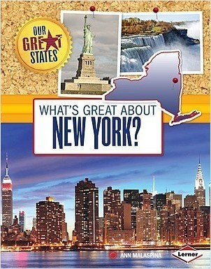 Cover: What's Great about New York?