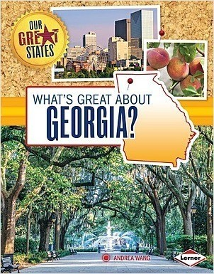 Cover: What's Great about Georgia?