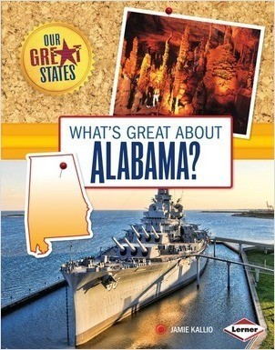 Cover: What's Great about Alabama?