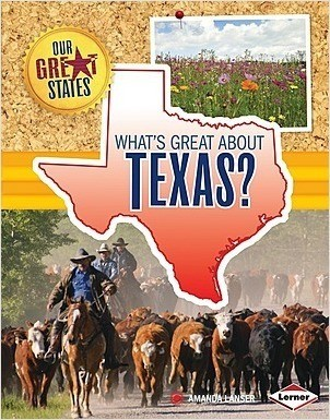 Cover: What's Great about Texas?