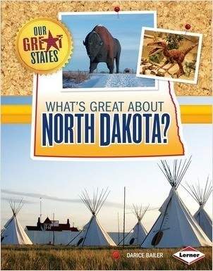 Cover: What's Great about North Dakota?