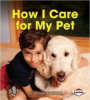 Cover: How I Care for My Pet