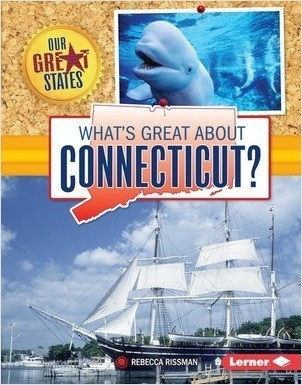 Cover: What's Great about Connecticut?
