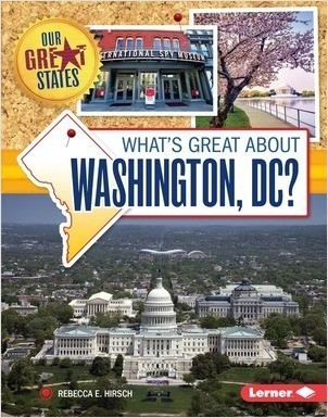Cover: What's Great about Washington, DC?