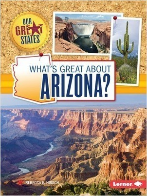 Cover: What's Great about Arizona?