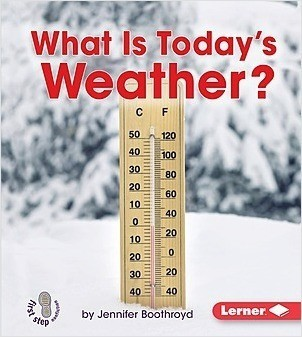 Cover: What Is Today's Weather?