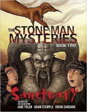 Cover: Sanctuary: Book 2