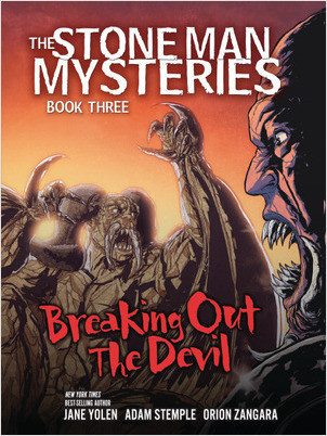 Cover: Breaking Out the Devil: Book 3
