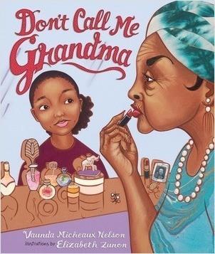 Cover: Don't Call Me Grandma