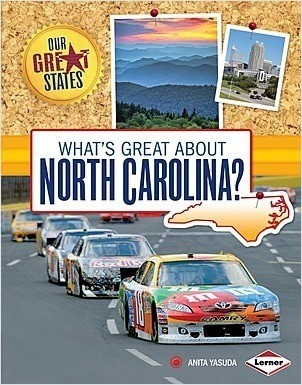 Cover: What's Great about North Carolina?